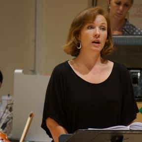 sasha cooke is listed (or ranked) 19 on the list The Greatest Living Opera Singers