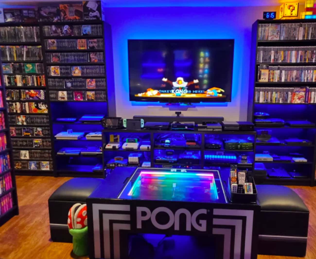 Is This Heaven? is listed (or ranked) 1 on the list 21 Visually Satisfying Nintendo Setups That Belong In A Museum