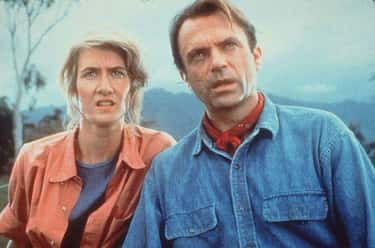 Grant And Ellie Are No Longer Together In 'Jurassic Park III'
