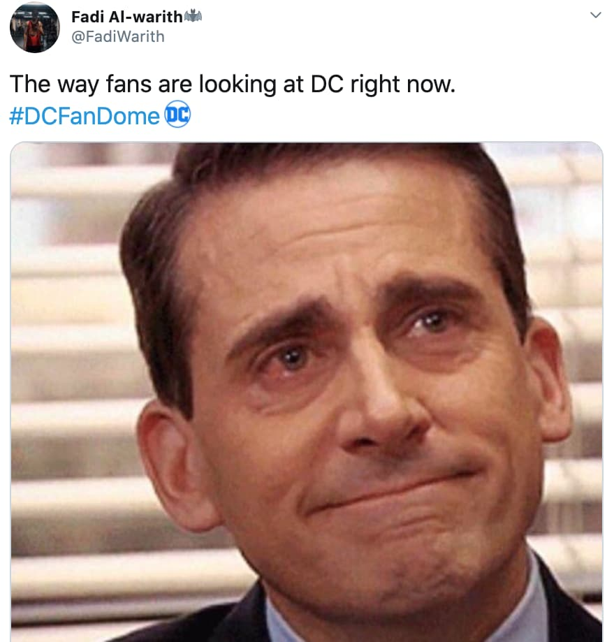 How Fans Are Taking All This DC News on Random Fans React To All Of Super Big Superhero News Announced From DC FanDome