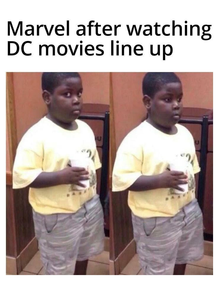 Should Someone Check On Marvel?  on Random Fans React To All Of Super Big Superhero News Announced From DC FanDome