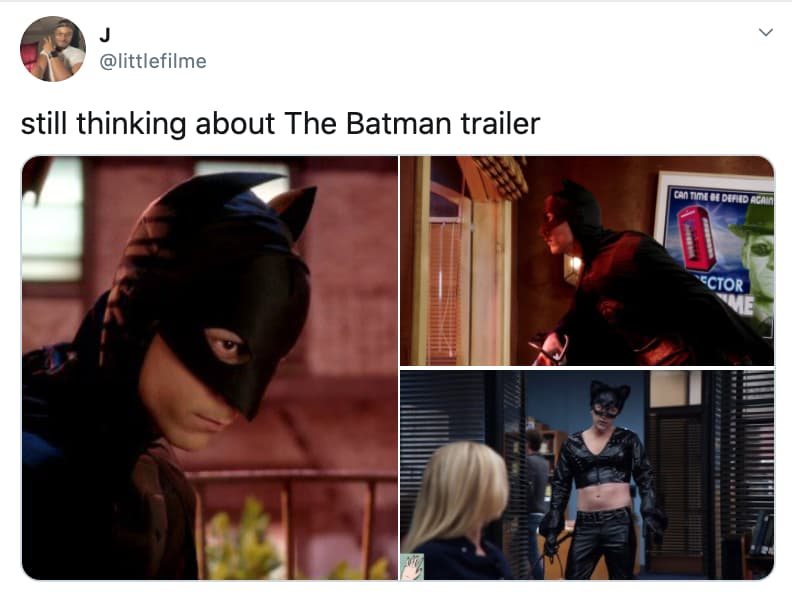 Still Thinking About 'The Batman' Trailer on Random Fans React To All Of Super Big Superhero News Announced From DC FanDome