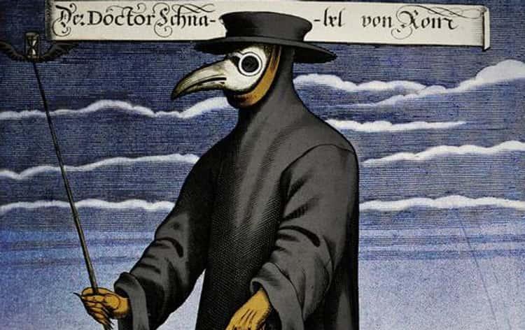 Old-School Plague Doctor