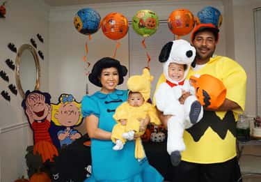 Peanuts Characters is listed (or ranked) 1 on the list Family Halloween Costume Ideas For 2020