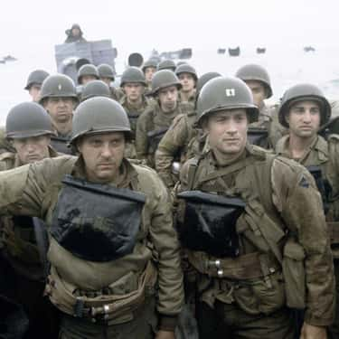 The Soldiers In The Movie Wore is listed (or ranked) 2 on the list 12 Small - But Accurate - Details From 'Saving Private Ryan'