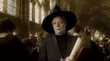 Maggie Smith Underwent Breast  is listed (or ranked) 1 on the list Behind-The-Scenes Stories From 'Harry Potter and the Half-Blood Prince'