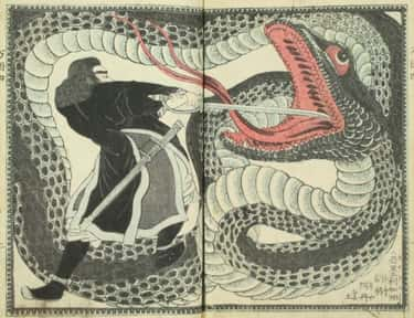 Japan's 1861 Illustrated Histo is listed (or ranked) 2 on the list Fascinating Facts About American History We Just Learned That Made Us Say 'Really?'