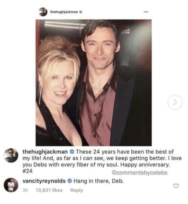 Blink Twice If You Need Help is listed (or ranked) 2 on the list 17 Times Ryan Reynolds And Hugh Jackman Couldn't Help But Troll Each Other