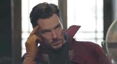 'Thor: Ragnarok' is the only MCU film where Dr. Strange used his classic yellow gloves from the comics.