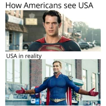 Hmm is listed (or ranked) 1 on the list 19 Funny Memes About Homelander, The Superhero From 'The Boys' That We Love To Hate