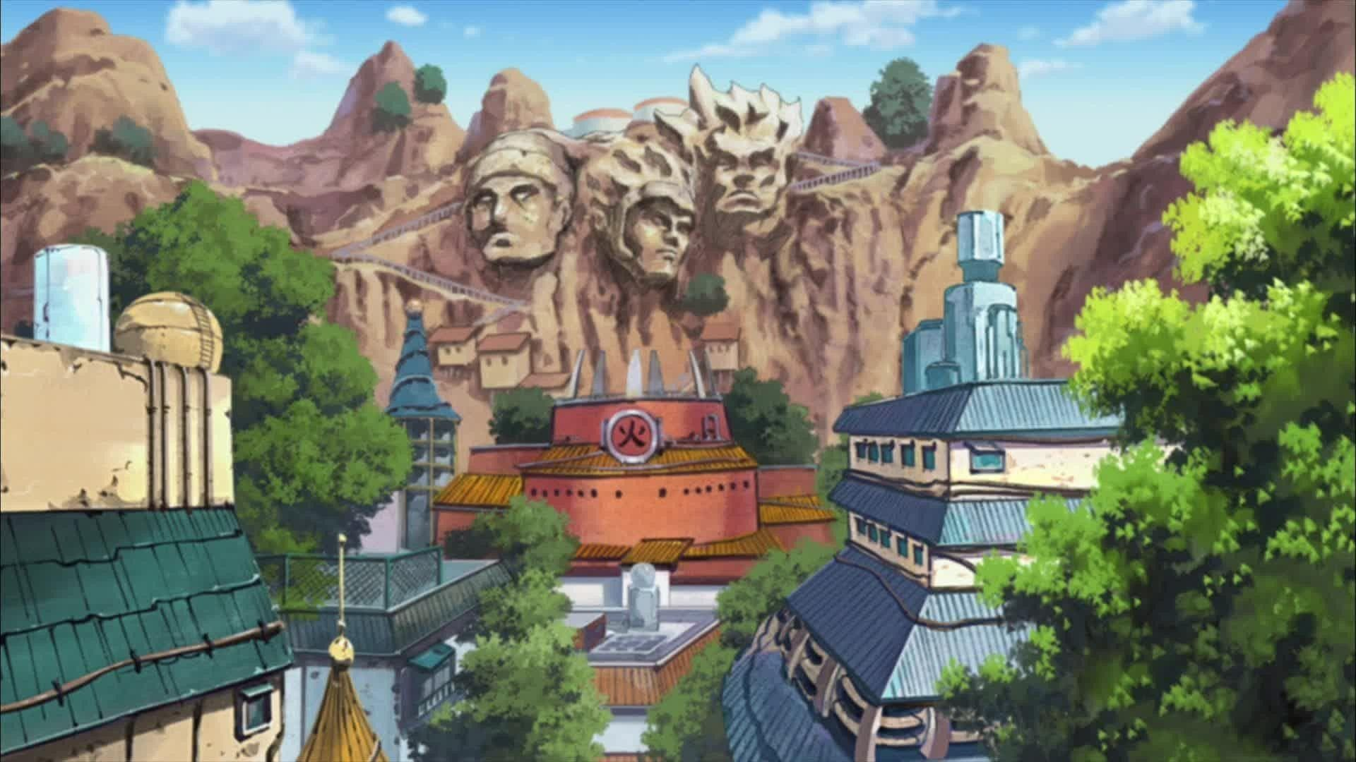 Random Strongest Villages in Naruto History