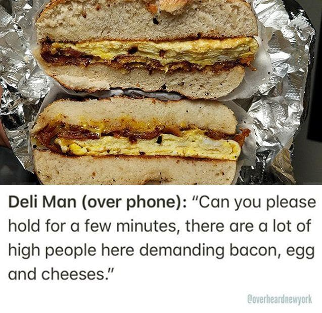 Random Ridiculous Things Overheard In NYC That Are Just Too New York For Us To Handle