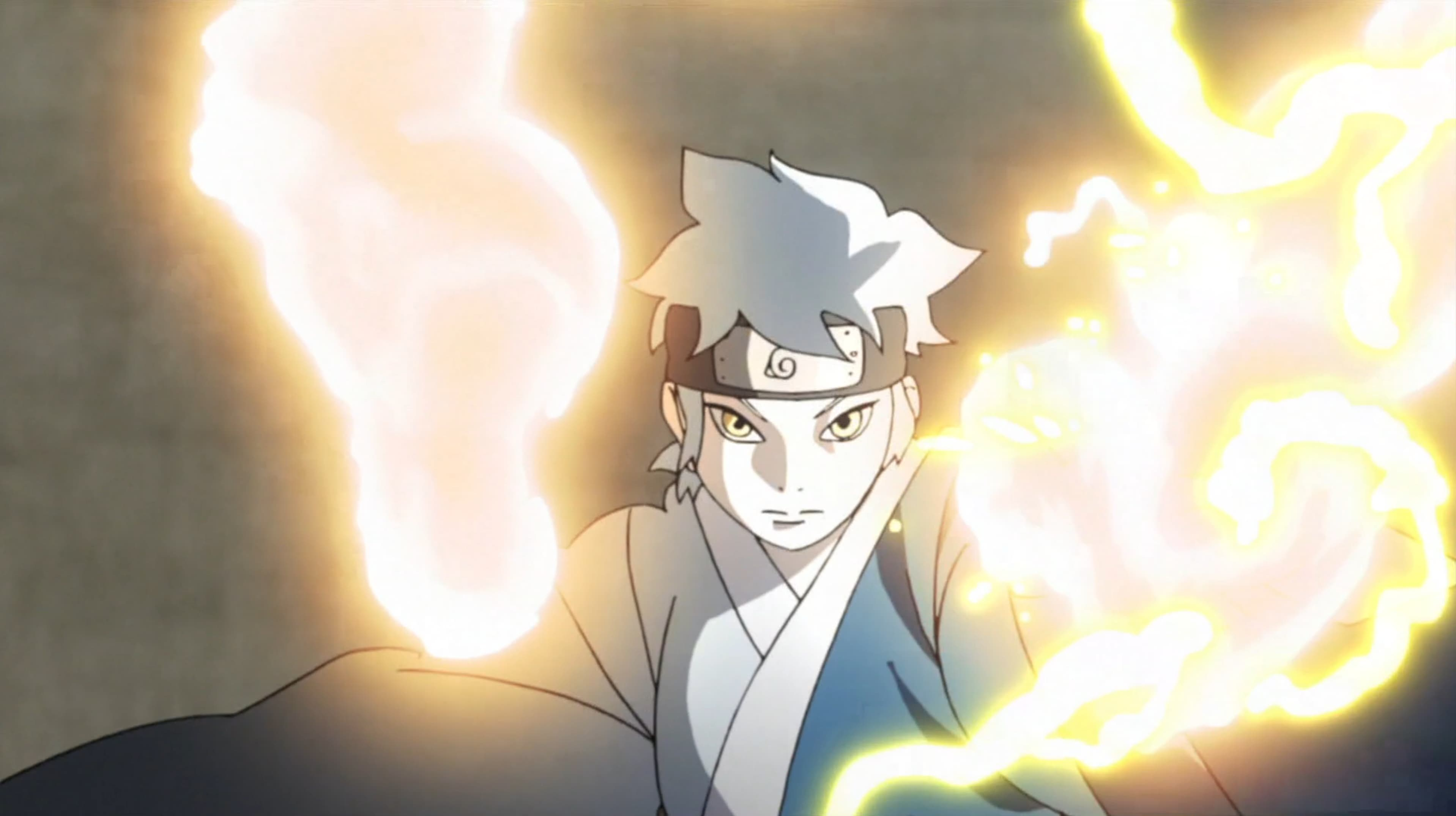 Random Strongest Next Generation Ninja From Boruto