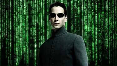 Neo In 'The Matrix'
