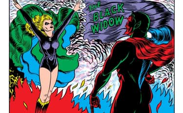 Natasha Romanoff Was Not The First Black Widow In Marvel Comics