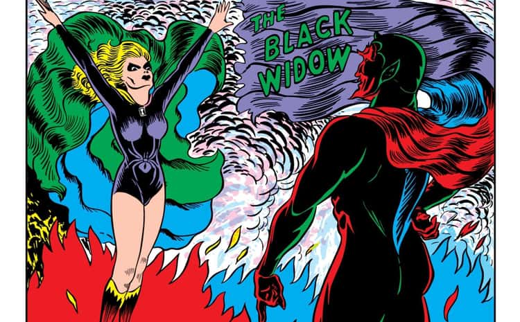 Natasha Romanoff Was Not The First Black Widow In Marvel Comics
