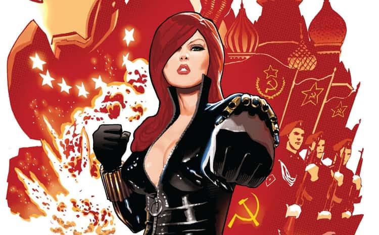 Black Widow's Real Name Isn't Natasha Romanoff