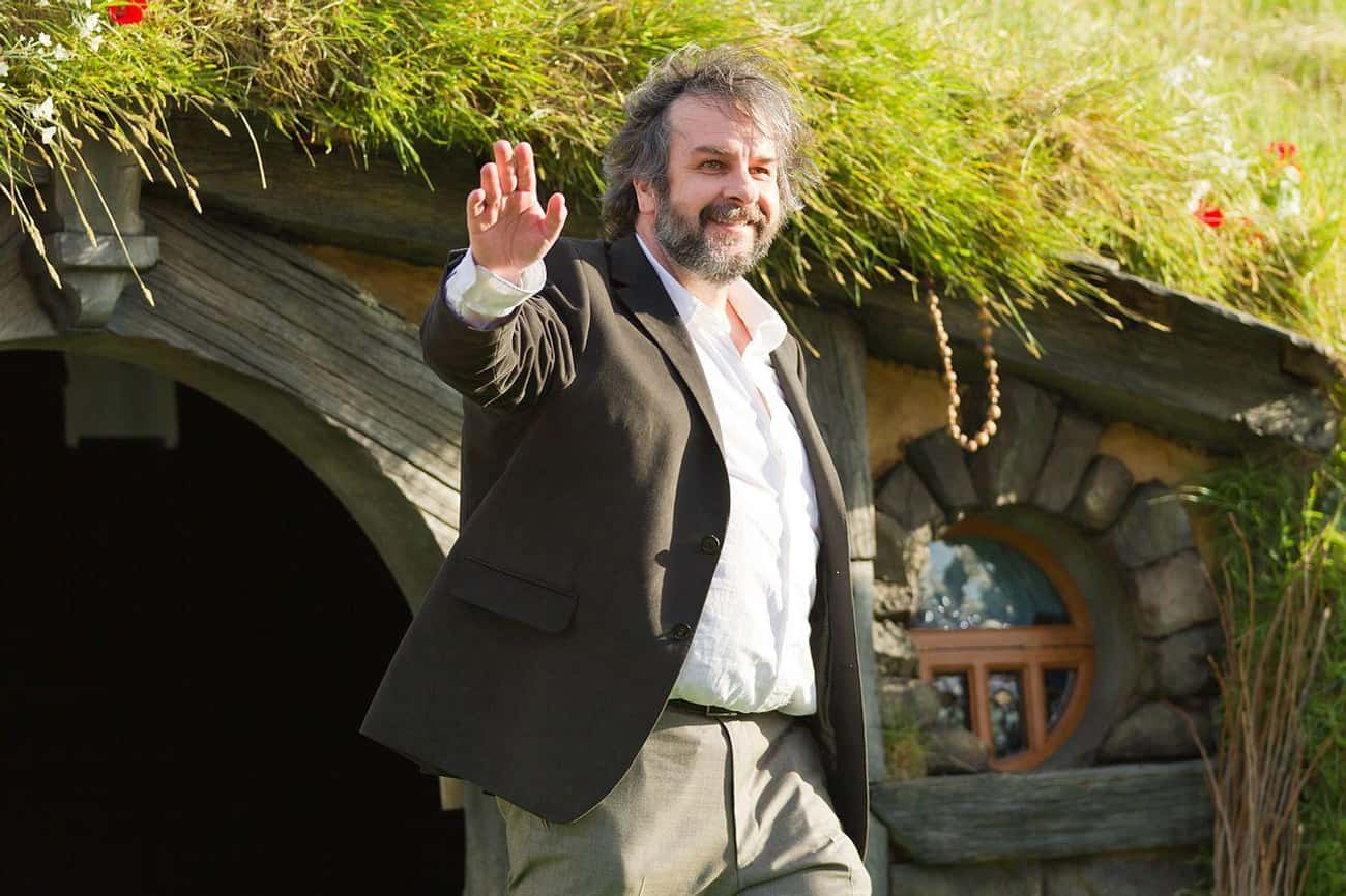 Peter Jackson Admitted He Was  is listed (or ranked) 1 on the list Behind The Scenes Of 'The Hobbit' Trilogy