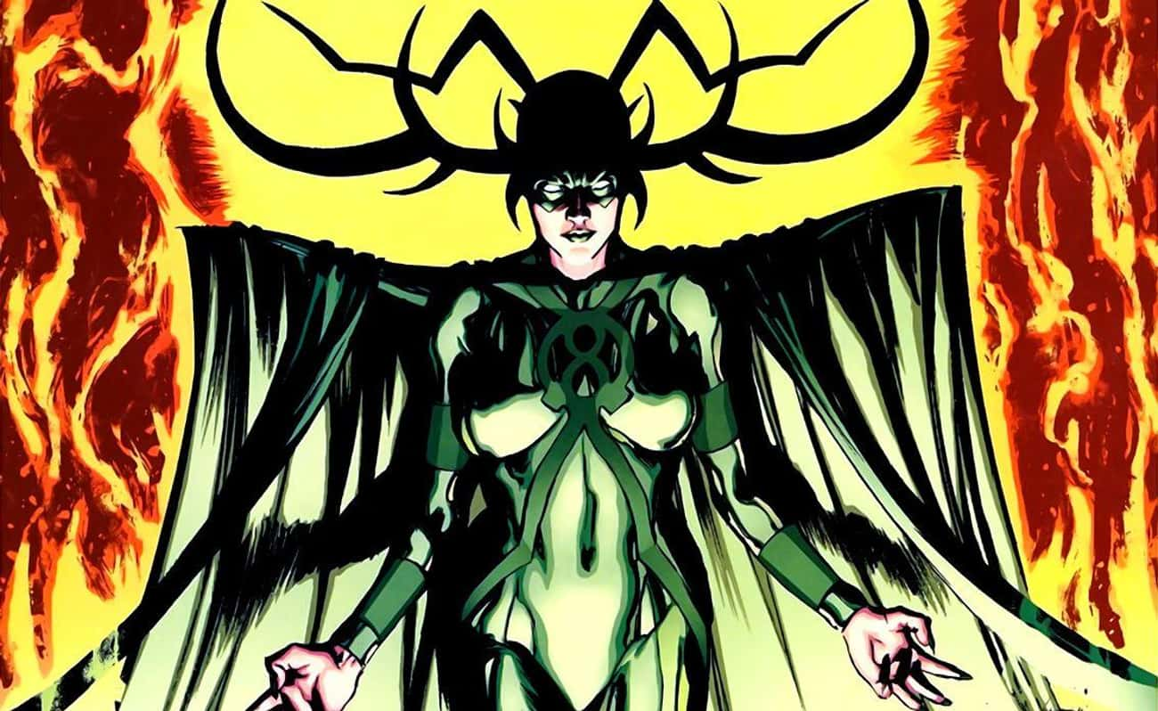 She Is Perhaps Best Known As T is listed (or ranked) 1 on the list 14 Things You Didn't Know About Hela From The Comics