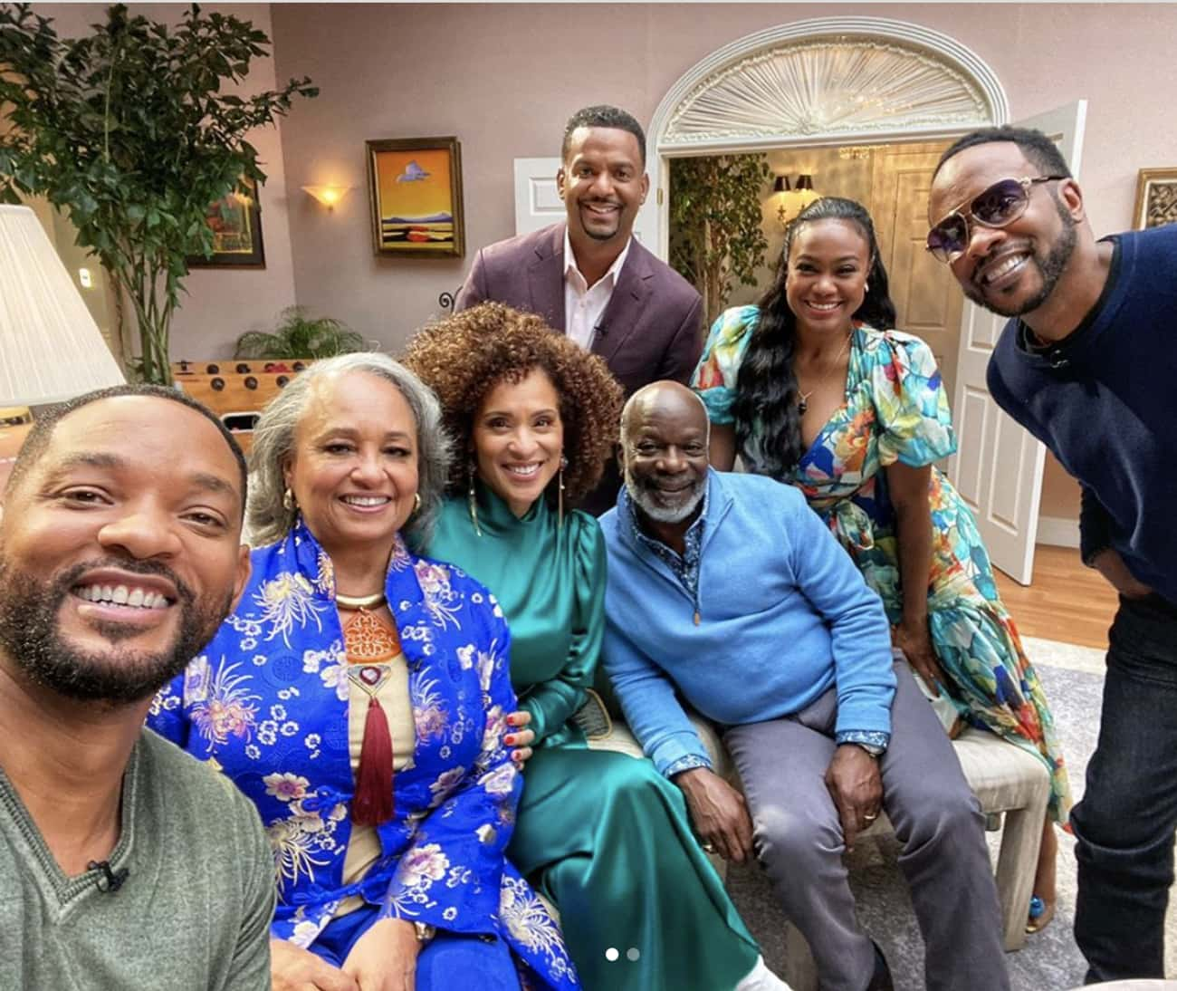 The Fresh Prince of Bel-Air - NOW