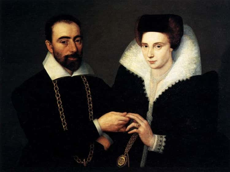 During The Protestant Reformation, Wedding Rings Were Used In Place Of Engagement Rings
