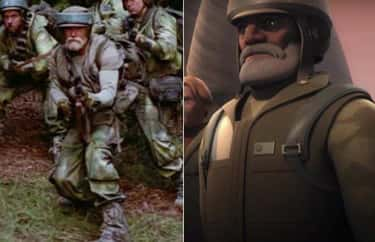 This soldier at the Battle of  is listed (or ranked) 2 on the list 17 Subtle Details You Missed In 'Star Wars Episode VI: Return of the Jedi'