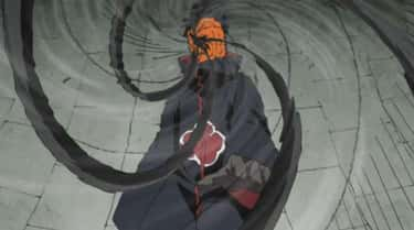 Kamui is listed (or ranked) 2 on the list The 15 Best Defensive Jutsu In Naruto History, Ranked