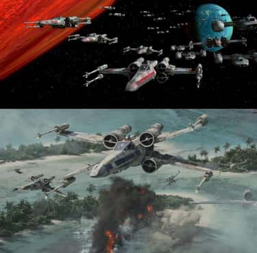'Rogue One' Shows Why The Blue is listed (or ranked) 2 on the list Small But Impressive Details In 'Rogue One' That Prove Its Underrated