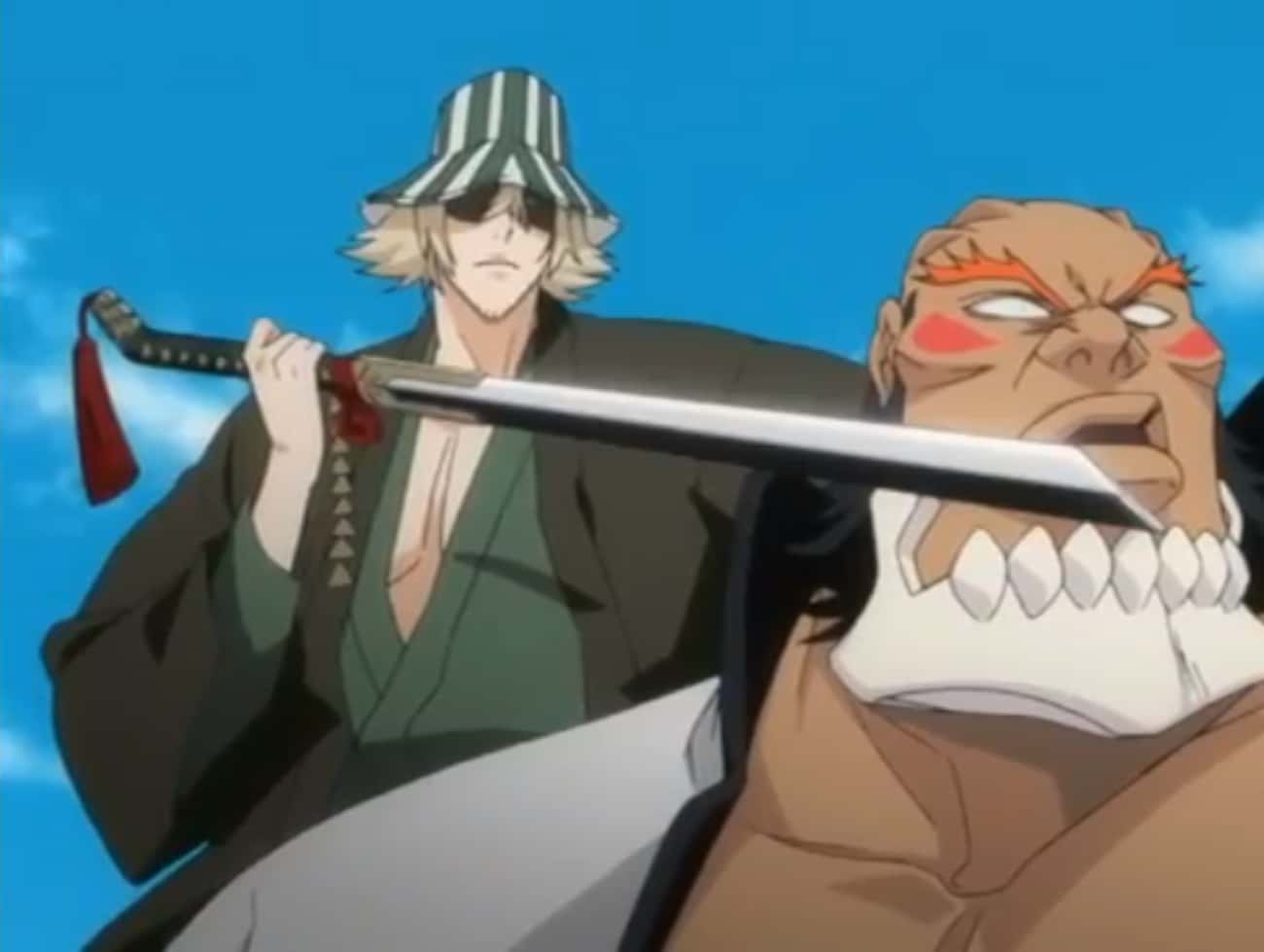Benihime -?Kisuke Urahara is listed (or ranked) 2 on the list The 22 Greatest Zanpakutō in Bleach History, Ranked