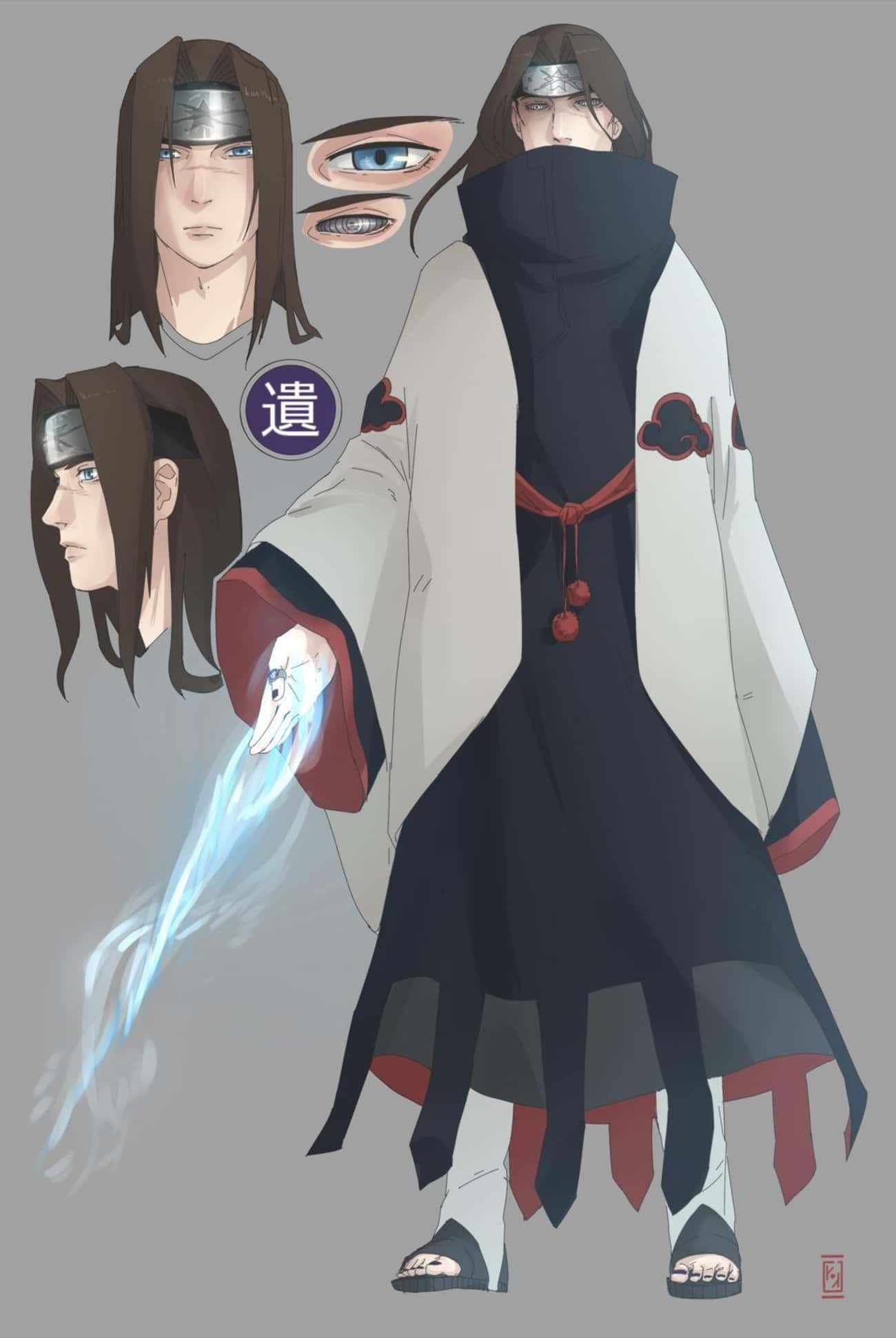 Akatsuki Male #1 By Artist Tan is listed (or ranked) 4 on the list 17 Fan Made Akatsuki Character Designs We Wish Were Real