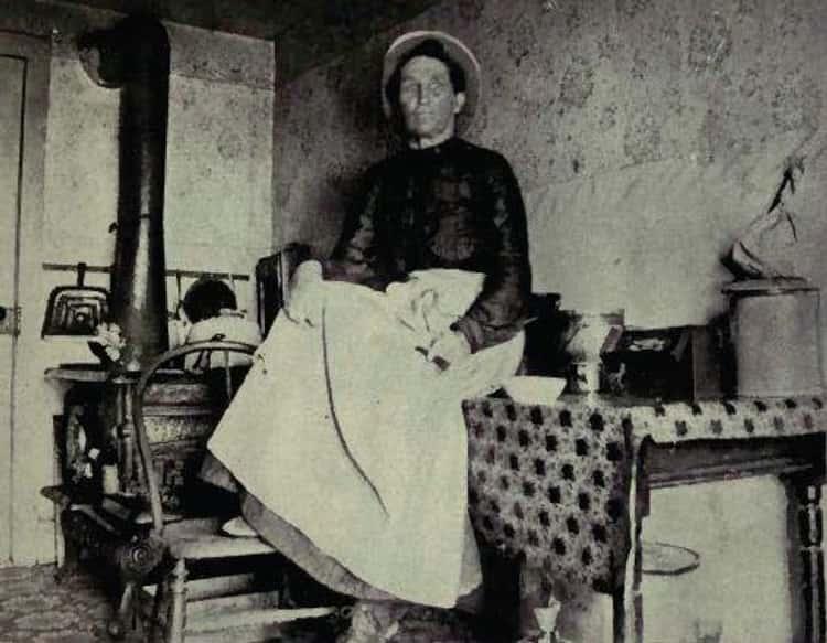 Calamity Jane, 1901