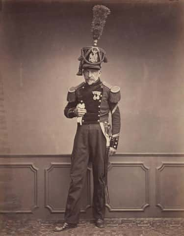 Surviving Member Of Napoleon's Army, c. 1858