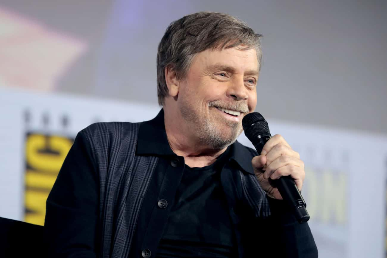 Mark Hamill Has Paid A Great Deal Of Attention To His Fans