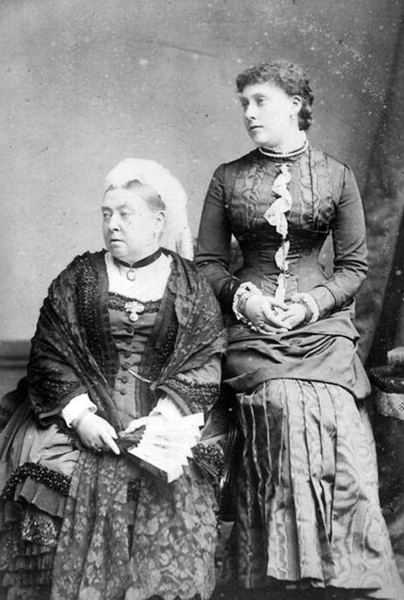 When Queen Victoria's Daughter Beatrice Wanted To Get Married, She Stopped Talking To The Princess For Months