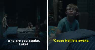 Luke Tells Steve He's Awake Because Nell Is Awake