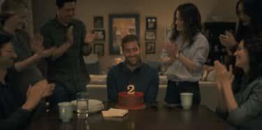 The Crain Family Celebrates Luke's Sobriety