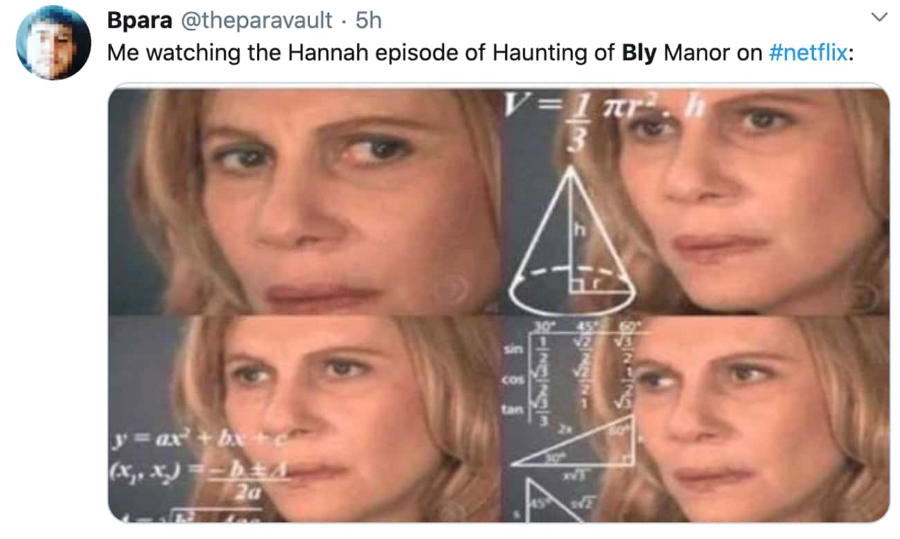 That Hannah Episode