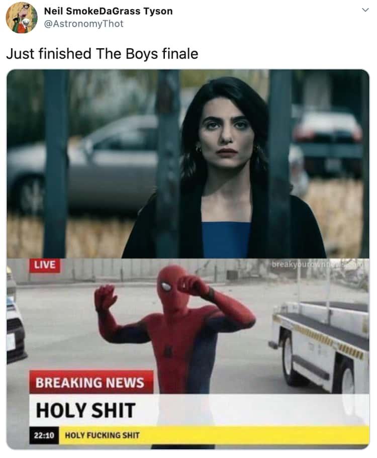 'Breaking News'