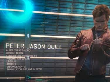 Nobody Knows Peter's Preferred is listed (or ranked) 2 on the list Small Details About Star-Lord That MCU Fans Noticed