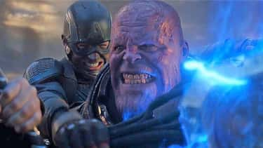 Cap Only Went For Thanos' Head is listed (or ranked) 2 on the list Small Details About Thanos That MCU Fans Noticed