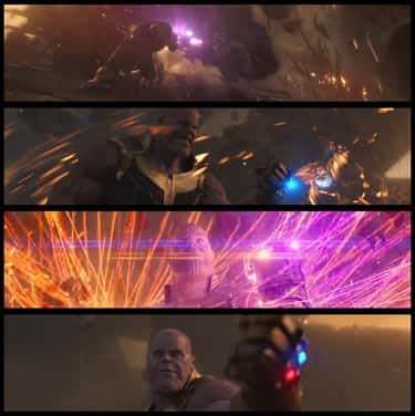 Thanos Used More Stones Fighti is listed (or ranked) 1 on the list Small Details About Thanos That MCU Fans Noticed
