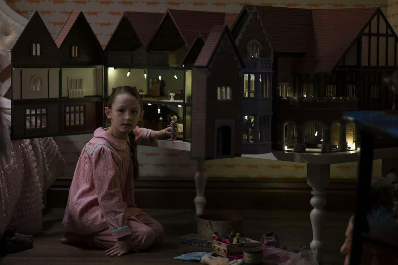 Flora's Doll House