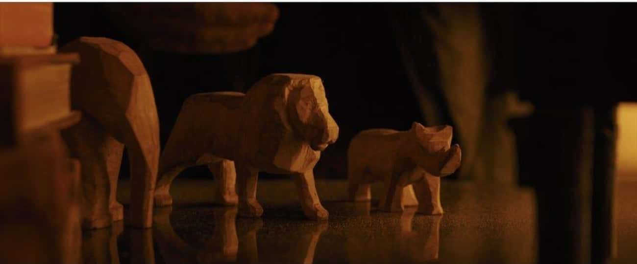 Deckard's Wooden Animals' Names Have A Specific Meaning