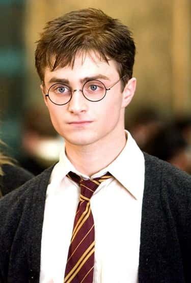 Harry Potter In The Movies: Able-Bodied, Blue-Eyed Athlete