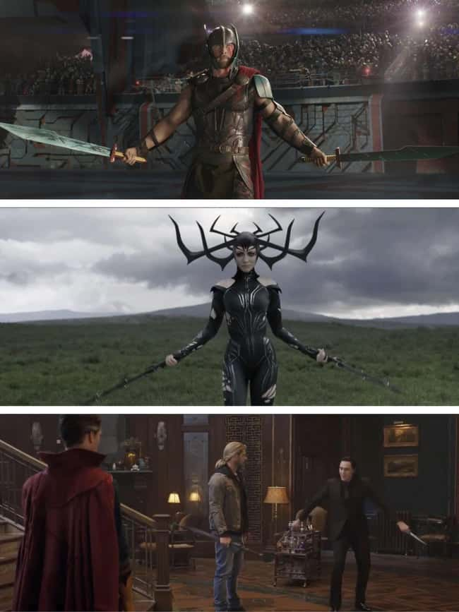 Thor trilogy details