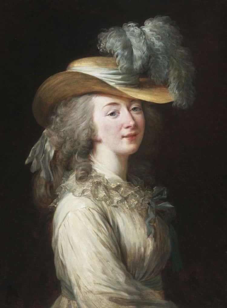 Louis XV Had A Separate Area On The Versailles Grounds Where His Mistresses Lived