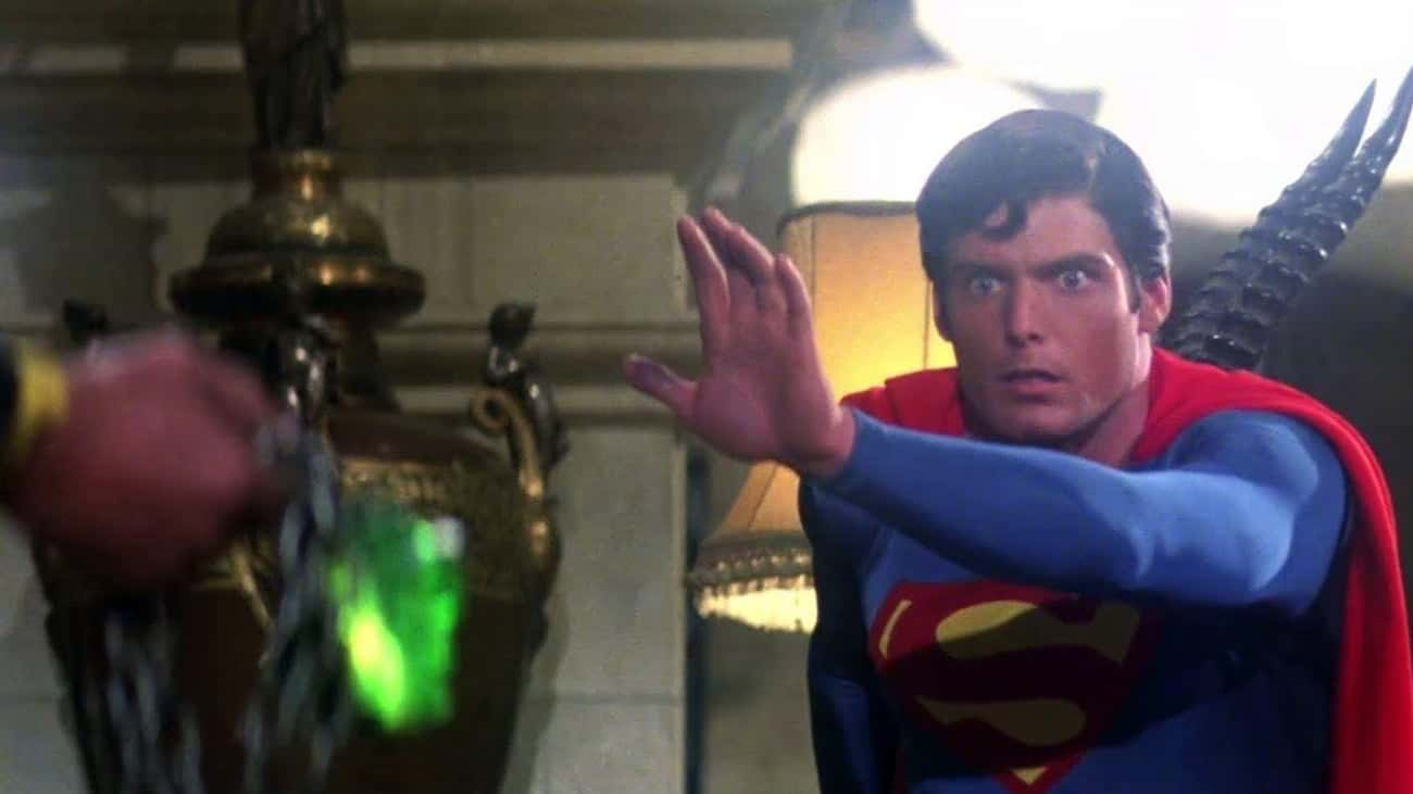 Kryptonite Was Introduced To Make Room For A Vacation