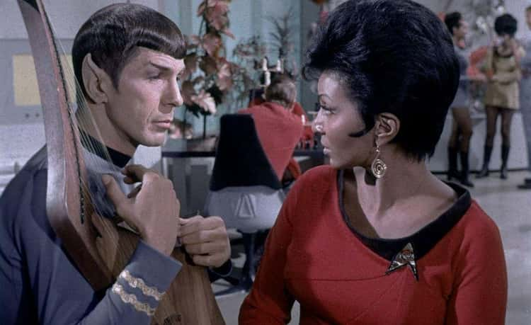 Leonard Nimoy Was A Champion For Pay Equality