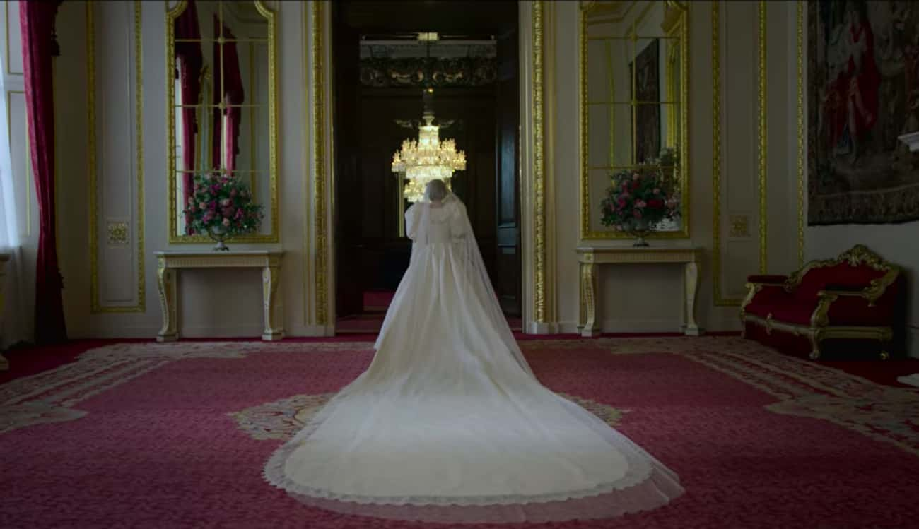 Diana Lost So Much Weight That It Caused Problems For Her Wedding Dress Designer