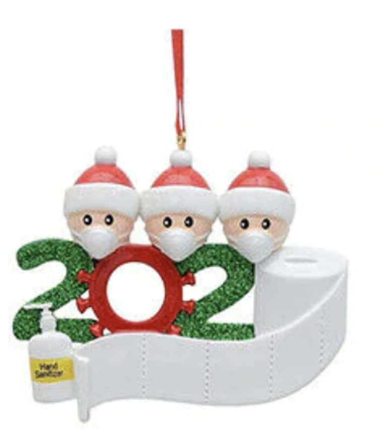 Get Ornaments For Your Friends And Pay No Shipping!